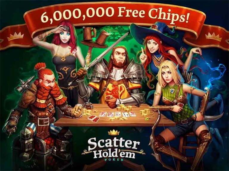 Scatter Holdem Poker for PC