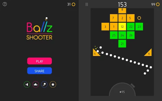 Ballz Shooter For PC