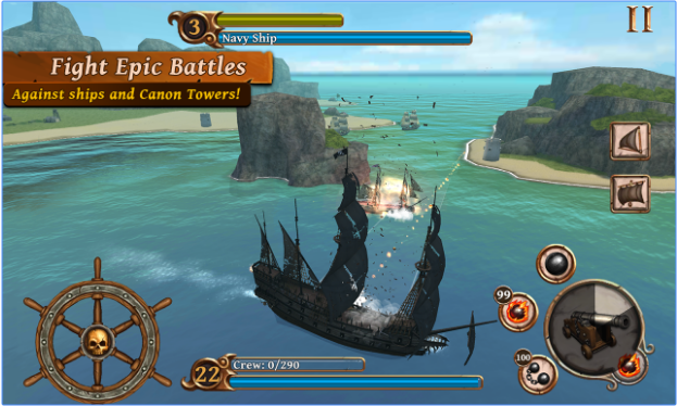 Ships of Battle Age of Piratesfor PC