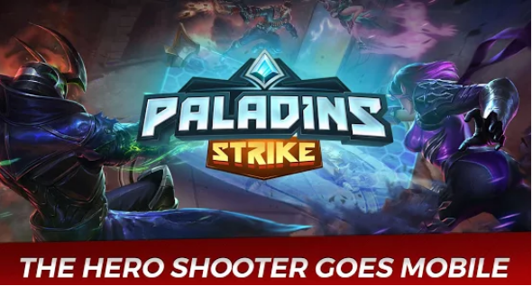 Paladins Strike for PC