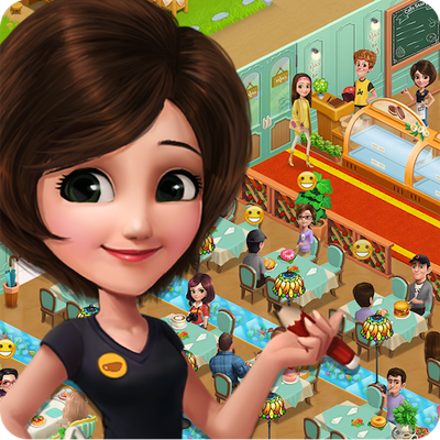 Cooking Country Design Cafe For PC