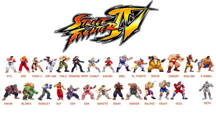 Street Fighter 3D for PC