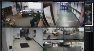 Security IP Camera Viewer for PC