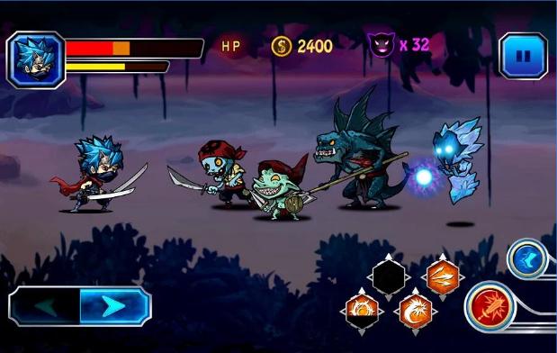 Ninja fight for PC