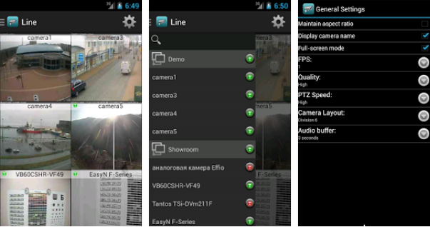Line.CCTV for PC