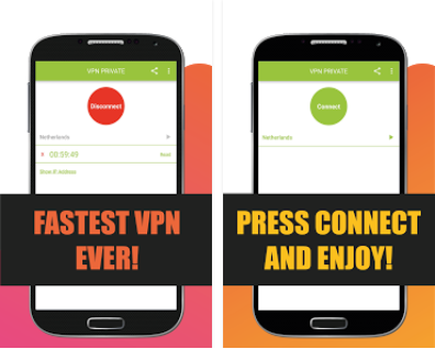 VPN Private For PC