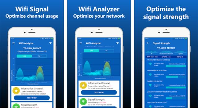 WiFi Analyzer Network Analyzer For PC