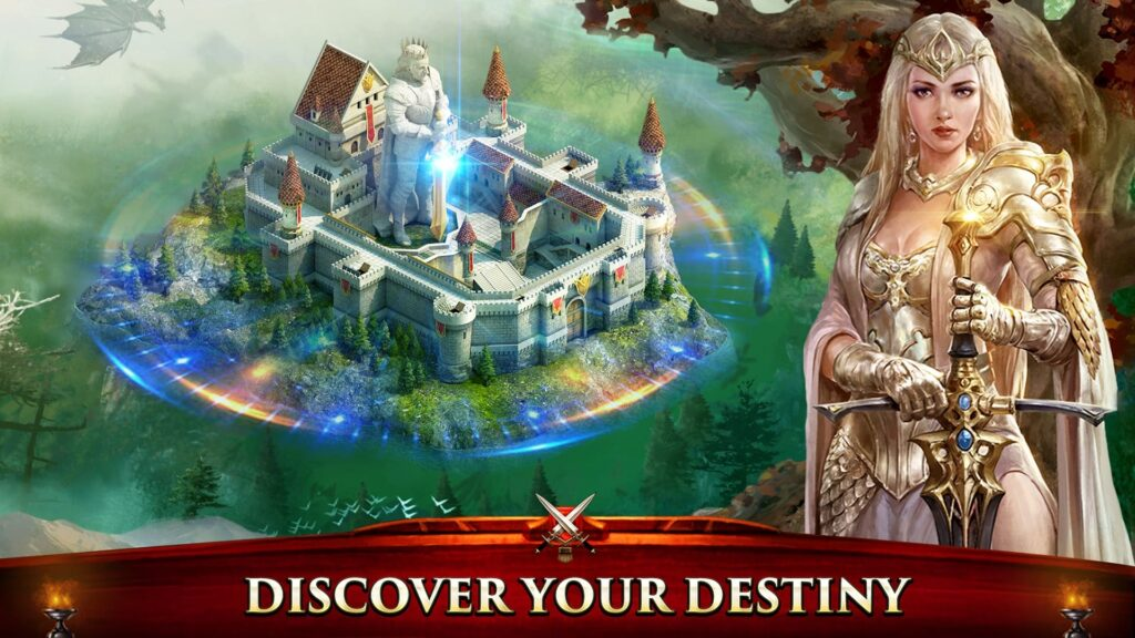 King of Avalon Destiny
