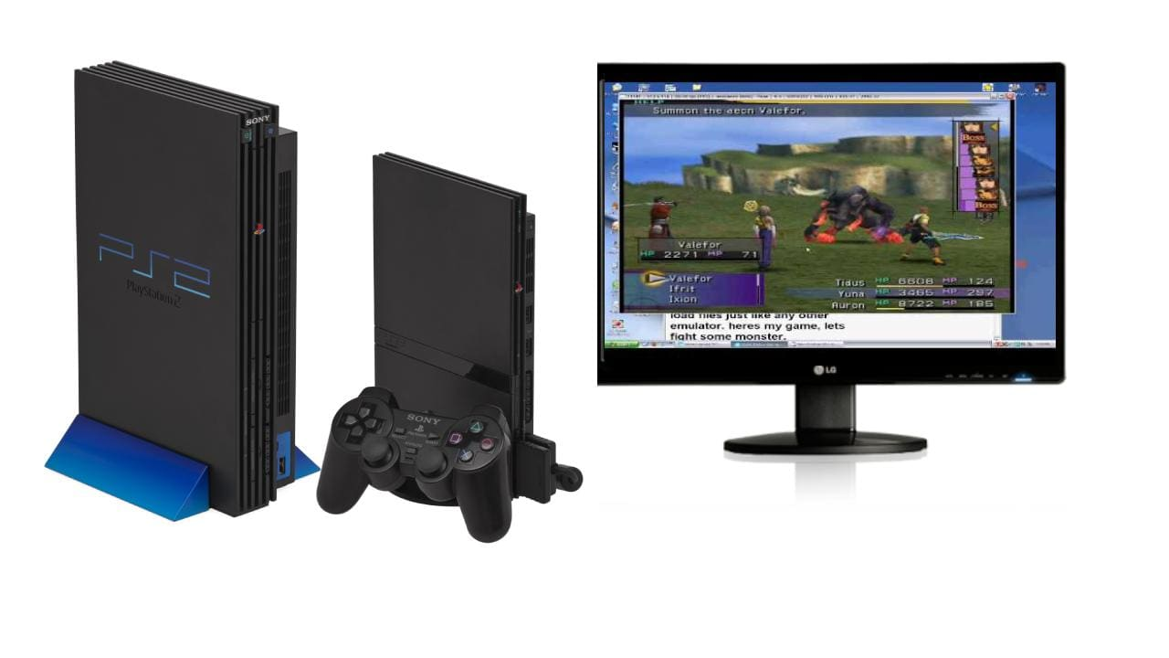 Ps2 Emulator for PC - Full Feature & List