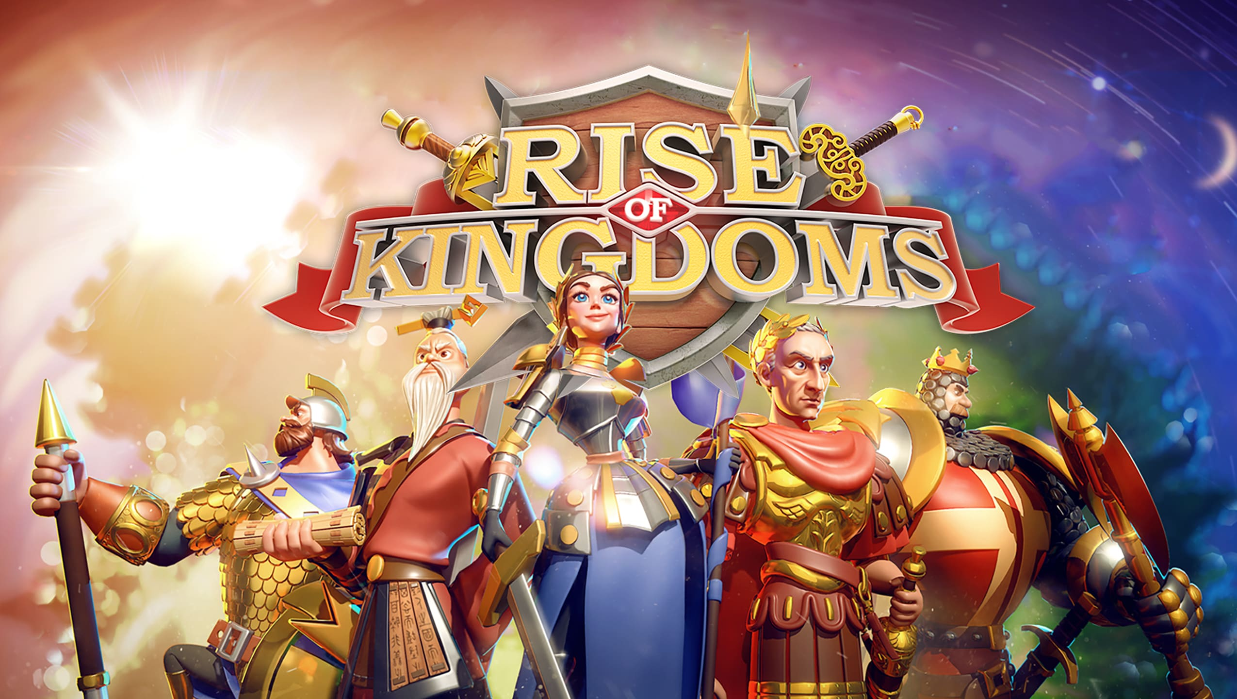 Rise of Kingdoms PC Feature