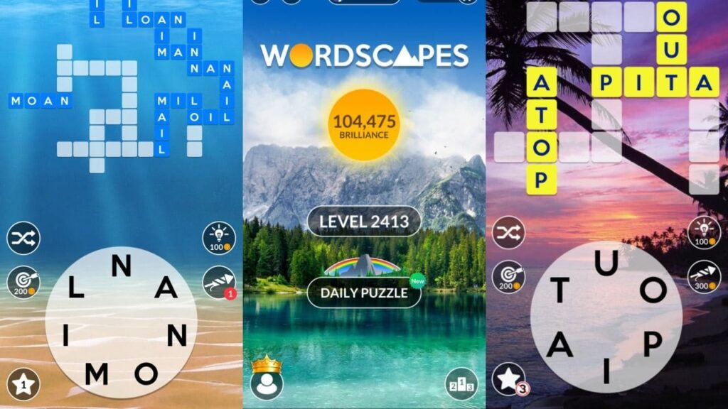 What is the Wordscapes Game? Everything you need to know