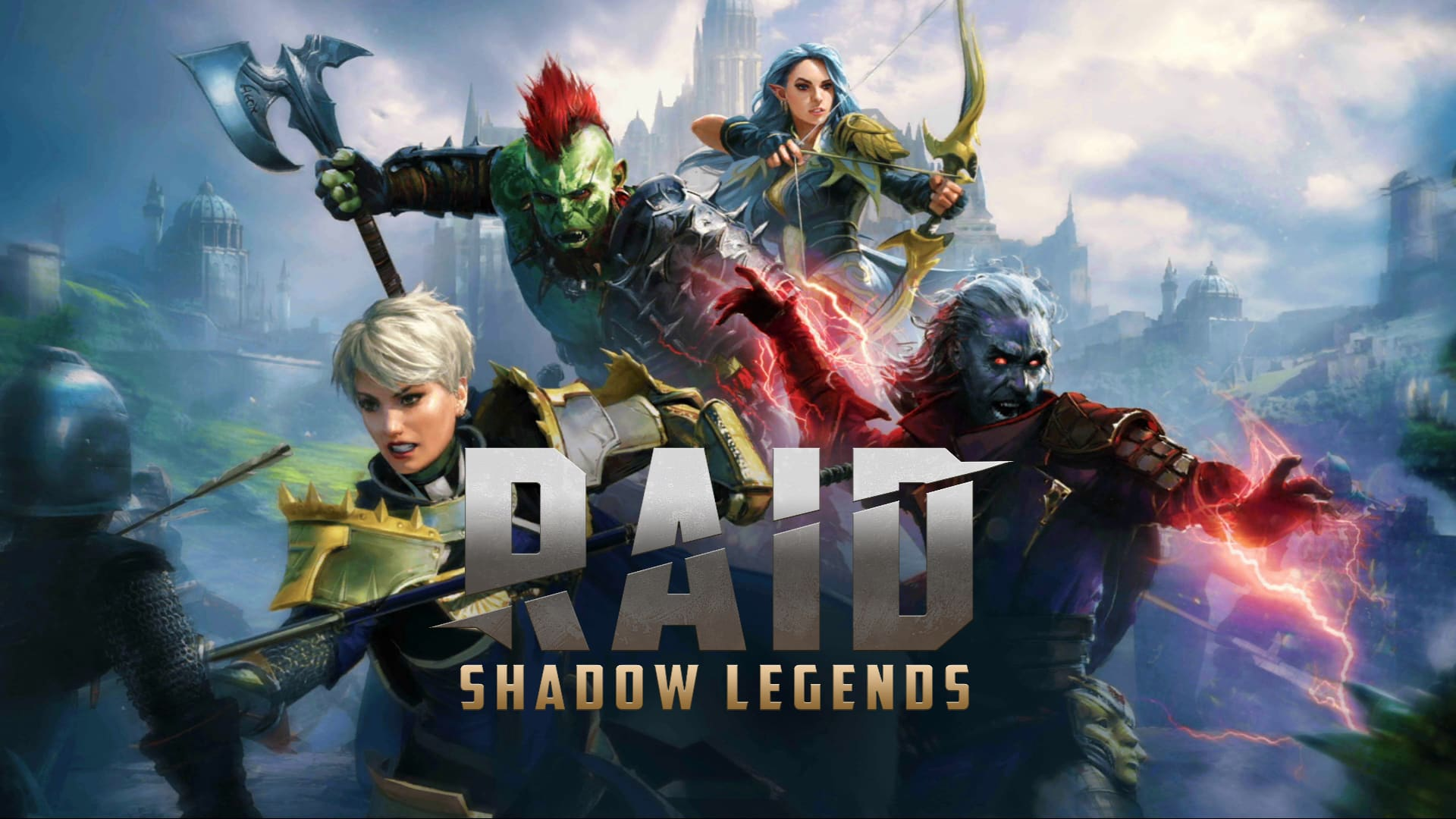 Raid Shadow Legends for PC - feature download